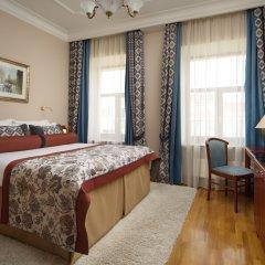 Гостиница Гельвеция комната для гостей фото 4
