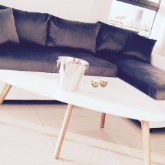 Luxury Apartment in Tel Aviv Израиль, Тель-Авив - отзывы, цены и фото номеров - забронировать отель Luxury Apartment in Tel Aviv онлайн комната для гостей фото 4