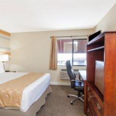 Отель Knights Inn Los Angeles Central / Convention Center Area комната для гостей