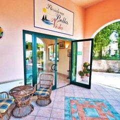 Отель Residence Bellavista Манерба-дель-Гарда спортивное сооружение