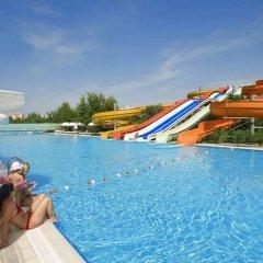 Kervansaray Kundu Beach Hotel Турция, Кунду - 5 отзывов об отеле, цены и фото номеров - забронировать отель Kervansaray Kundu Beach Hotel онлайн бассейн фото 2