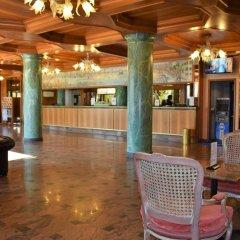Russott Hotel интерьер отеля