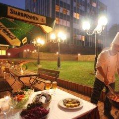 Отель Albion питание фото 2