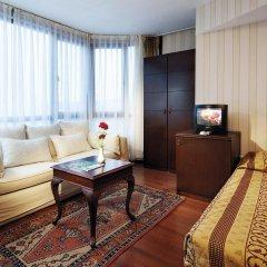 Отель PGS Rose Residence Beach - All Inclusive комната для гостей фото 3