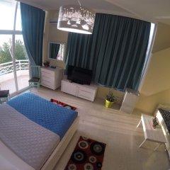 Отель Saranda Албания, Саранда - отзывы, цены и фото номеров - забронировать отель Saranda онлайн комната для гостей фото 2