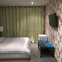 Гостиница Уют комната для гостей фото 4