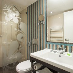La Prima Fashion Hotel ванная фото 2