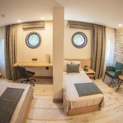 Cuci Hotel Di Mare Bayramoglu комната для гостей фото 5