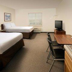 Отель WoodSpring Suites Columbus North I-270 США, Колумбус - отзывы, цены и фото номеров - забронировать отель WoodSpring Suites Columbus North I-270 онлайн фото 5
