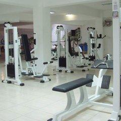 Paphiessa Hotel фитнесс-зал фото 3