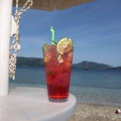 B&B Yüzbasi Beach Hotel Мармарис пляж фото 2