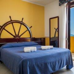 Hotel Il Porto Казаль-Велино комната для гостей фото 3