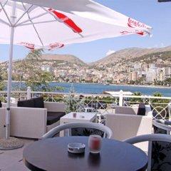 Отель Grand Saranda Албания, Саранда - отзывы, цены и фото номеров - забронировать отель Grand Saranda онлайн пляж