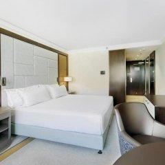 Отель Hilton Budapest Будапешт комната для гостей фото 5