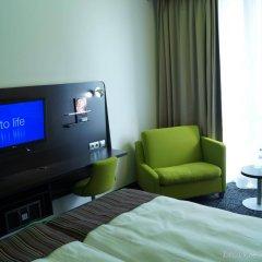 Отель Парк Инн от Рэдиссон Аэропорт Пулково Санкт-Петербург комната для гостей фото 2