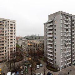 Апартаменты Grand Theater Comfortable Apartment Варшава комната для гостей фото 4