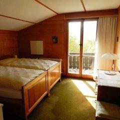 Отель Birkenegg - Two Bedroom комната для гостей фото 2