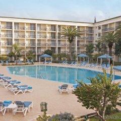 Отель Royal Mirage Fes Марокко, Фес - отзывы, цены и фото номеров - забронировать отель Royal Mirage Fes онлайн бассейн фото 2