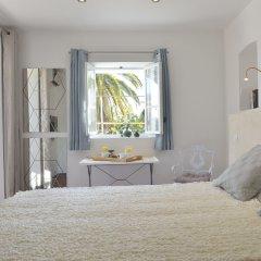 Отель Villa du roc fleuri Франция, Канны - отзывы, цены и фото номеров - забронировать отель Villa du roc fleuri онлайн комната для гостей фото 4