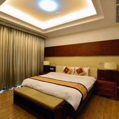 Отель NCC Garden Villas комната для гостей фото 5