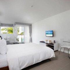 Отель X2 Vibe Phuket Patong 4* Стандартный номер разные типы кроватей фото 5