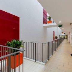 Отель Sun Resort Apartments Венгрия, Будапешт - 5 отзывов об отеле, цены и фото номеров - забронировать отель Sun Resort Apartments онлайн интерьер отеля фото 2
