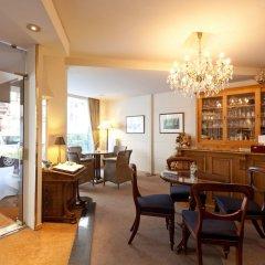 Отель De Hofkamers Бельгия, Остенде - отзывы, цены и фото номеров - забронировать отель De Hofkamers онлайн интерьер отеля