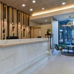 Отель At Mind Exclusive Pattaya интерьер отеля