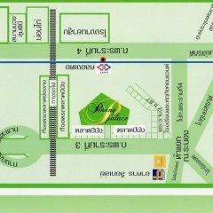 Отель Penang Palace Таиланд, Бангкок - отзывы, цены и фото номеров - забронировать отель Penang Palace онлайн городской автобус