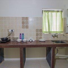 Отель OYO 11347 Home Peacefull 2BHK Panjim Гоа в номере фото 2