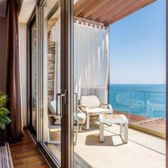 Гостиница Утёсов в Анапе 9 отзывов об отеле, цены и фото номеров - забронировать гостиницу Утёсов онлайн Анапа балкон