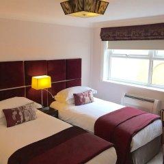 Отель Beaufort House - Knightsbridge Лондон комната для гостей фото 5