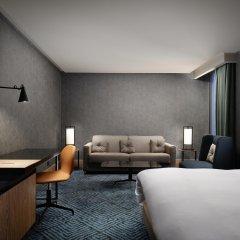 Отель Hilton London Bankside Лондон комната для гостей