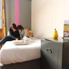 Отель Arty Paris Porte de Versailles by Hiphophostels в номере