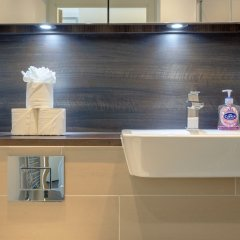 Апартаменты 2 Bed Studio In Holloway ванная