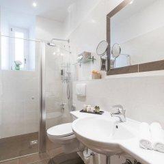 Отель Villa Helvetia Меран ванная фото 2