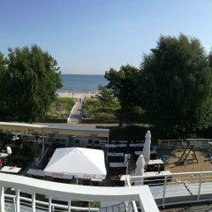 Отель Bursztyn Польша, Сопот - отзывы, цены и фото номеров - забронировать отель Bursztyn онлайн балкон