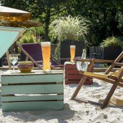 Mercure Hotel Dusseldorf Sud пляж