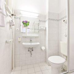 Отель Novum Hotel Franke Германия, Берлин - 9 отзывов об отеле, цены и фото номеров - забронировать отель Novum Hotel Franke онлайн ванная фото 2