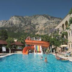 Hotel Golden Sun - All Inclusive Кемер бассейн