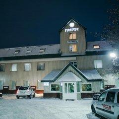 Гостиница Гларус парковка