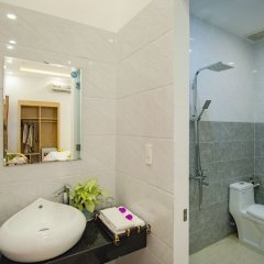 Отель Yellow Daisy Villa ванная