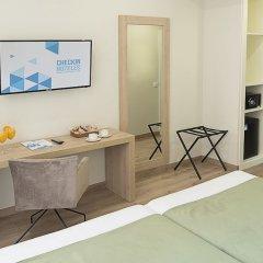 Отель Checkin Valencia Валенсия удобства в номере фото 2