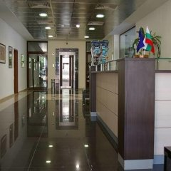 Отель Atagen Болгария, Бургас - отзывы, цены и фото номеров - забронировать отель Atagen онлайн интерьер отеля фото 2