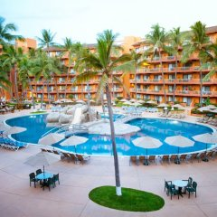 Отель Villa del Palmar Beach Resort and Spa, Puerto Vallarta пляж