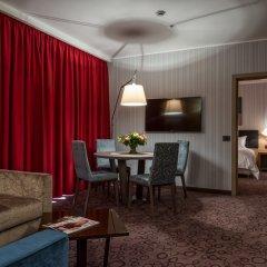Домина Отель Новосибирск 4* Стандартный номер с различными типами кроватей фото 21