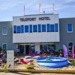 Amsterdam Teleport Hotel пляж