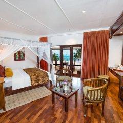 Отель Tangerine Beach Шри-Ланка, Калутара - 2 отзыва об отеле, цены и фото номеров - забронировать отель Tangerine Beach онлайн комната для гостей фото 3