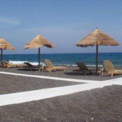 Hotel Marybill пляж