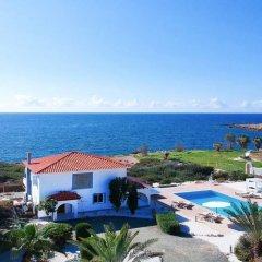 Отель Villa Searay пляж